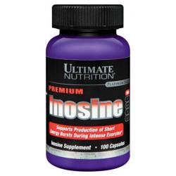 Добавка для сердца и сосудов Ultimate Nutrition Pure Inosine 100 капс. натуральный