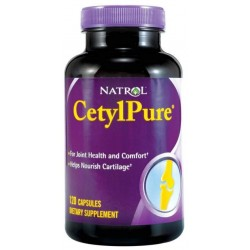 Комплексное средство для суставов и связок Natrol CetylPure 120 капс.