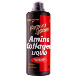 Power System Amino Collagen Liquid 1000 мл смородина