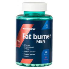 Жиросжигатель CyberMass Fat Burner Men, 100 капсул