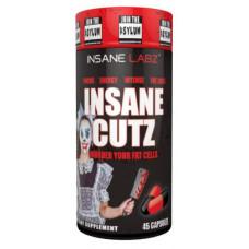 Жиросжигатель Insane Labz Insane Cutz, 45 капсул