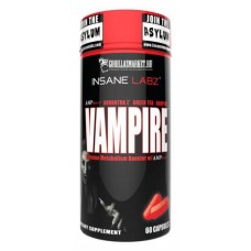 Жиросжигатель Insane Labz Vampire, 60 капсул