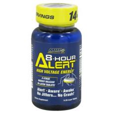 Жиросжигатель MHP 8-Hour Alert, 14 таблеток