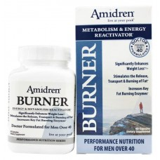 Жиросжигатель MHP Amidren Burner, 60 капсул