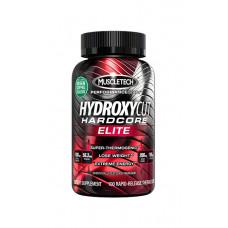 Жиросжигатель MuscleTech Hydroxycut Hardcore Elite, 100 капсул