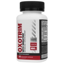 Жиросжигатель Newton-Everett Oxotrim With Meratrim, 60 капсул