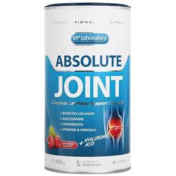 Глюкозамин хондроитин MSM, коллаген VPLab Absolute Joint 400 г малина
