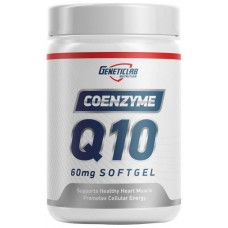 Коэнзим GeneticLab Nutrition CoQ10 60 капсул