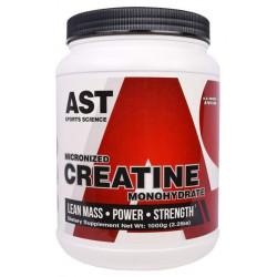 AST Micronized Creatine Monohydrate 1000 г без вкуса