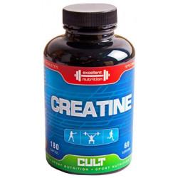 CULT Sport Nutrition Creatine 180 капсул без вкуса