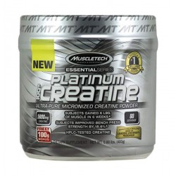 MuscleTech Platinum 100% Creatine 400 г без вкуса