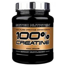 Scitec Nutrition 100% Creatine 500 г без вкуса