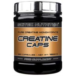Scitec Nutrition Creatine Caps 250 капсул без вкуса