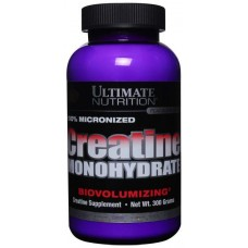 Ultimate Nutrition Creatine Monohydrate 300 г без вкуса