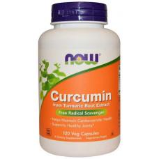Куркумин NOW Extract 120 капс.