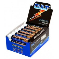 CULT Sport Nutrition L-Carnitine, 1 ампула 25 мл, вишня
