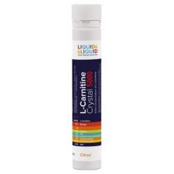 Liquid&Liquid L-Carnitine Crystal 5000, 1 ампула 25 мл, Citrus