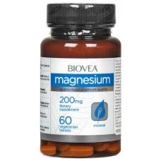 Магний BIOVEA Magnesium 60 таблеток