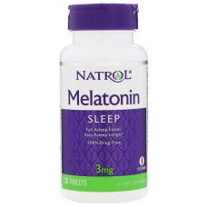 Добавка для сна Natrol Melatonin 120 табл. натуральный