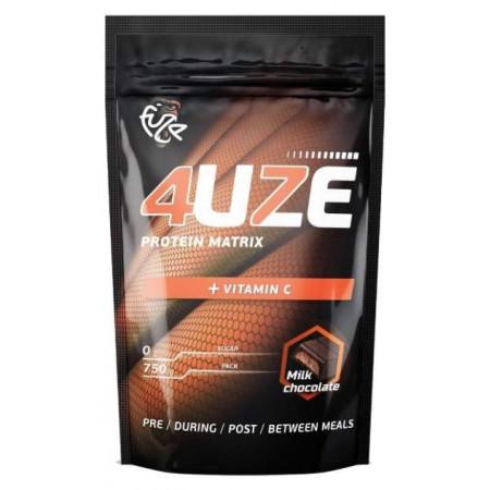 Протеин PureProtein Fuze Protein + Vitamin C 785 г Milk Chocolate