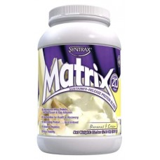Протеин Syntrax Matrix 2.0 920 г Bananas and Cream