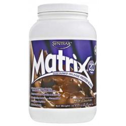 Протеин Syntrax Matrix 2.0 920 г Milk Chocolate