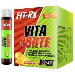 Витаминно-минеральный комплекс FIT-Rx Vita Forte 20 ампул по 25 мл