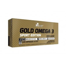 Omega-3 Olimp Gold Sport Edition 120 капс.