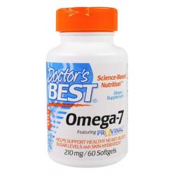 Omega-3 Doctor's Best Best Omega-7 60 капс.