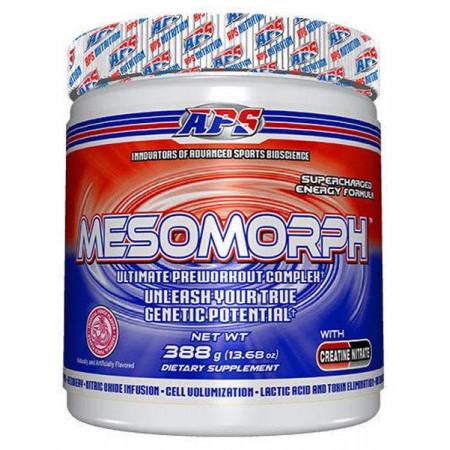 Предтренировочный комплекс APS Nutrition Mesomorph 388 г тропический пунш