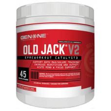 Предтренировочный комплекс Genone Old Jack V2 248 г ягоды