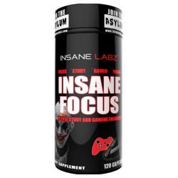 Предтренировочный комплекс Insane Labz Insane Focus,gg 5 г натуральный вкус