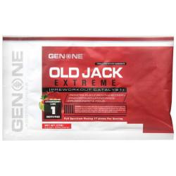 Предтренировочный комплекс Genone Old Jack Extreme 17 г натуральный вкус