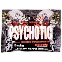 Предтренировочный комплекс Insane Labz Psychotic 6 г натуральный вкус