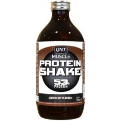 Белковый коктейль QNT Protein Shake 500 мл шоколад