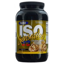 Протеин Ultimate Nutrition Iso Sensation   г Caf Brazil