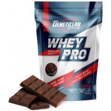 Протеин GeneticLab Nutrition Whey Pro 1000 г Chocolate