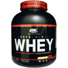 Протеин Optimum Nutrition Performance Whey 2000 г Vanilla Shake
