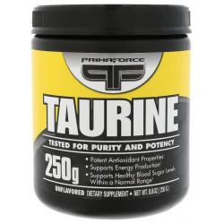 Prima Force Taurine Powder 250 г без вкуса