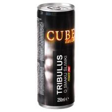 Бустер тестостерона PowerPro Tribulus Cube Energy 250 мл натуральный