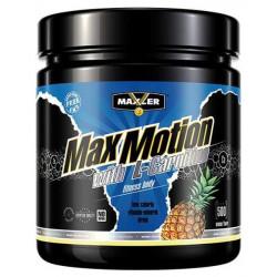 Изотонический напиток Maxler Max Motion + L-Carnitine 500 г ананас