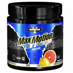 Изотонический напиток Maxler Max Motion + L-Carnitine 500 г лимон, грейпфрут