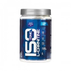 Изотонический напиток Rline ISOtonic L-Carnitine 450 г клубника