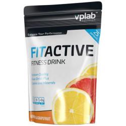 Изотонический напиток VPLab FitActive Fitness Drink 500 г лимон, грейпфрут