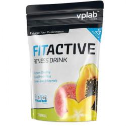 Изотонический напиток VPLab FitActive Fitness Drink 500 г тропик