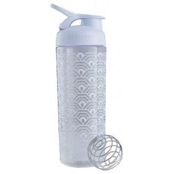 Бутылка, шейкер Blender Bottle SportMixer Sleek 1 кам. 828 мл серый