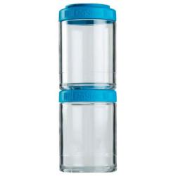 Банка Blender Bottle GoStak 2 кам. 150 мл голубой