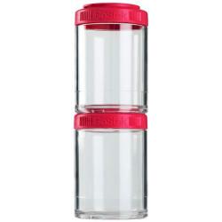 Банка Blender Bottle GoStak 2 кам. 150 мл малиновый