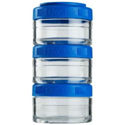 Банка Blender Bottle GoStak 3 кам. 60 мл синий