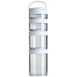 Банка Blender Bottle GoStak Starter 4 кам. 150 мл белый